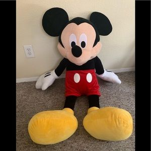 Disney Mickey Plush